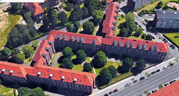 Øens VVS Entreprise vinder en stor renoveringssag i hovedentreprise hos andelsboligforeningen Frk. Munck.