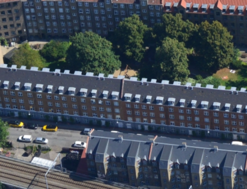 Øens VVS Entreprise og JWP Entreprise etablerer nye badeværelser på Bregnerødgade